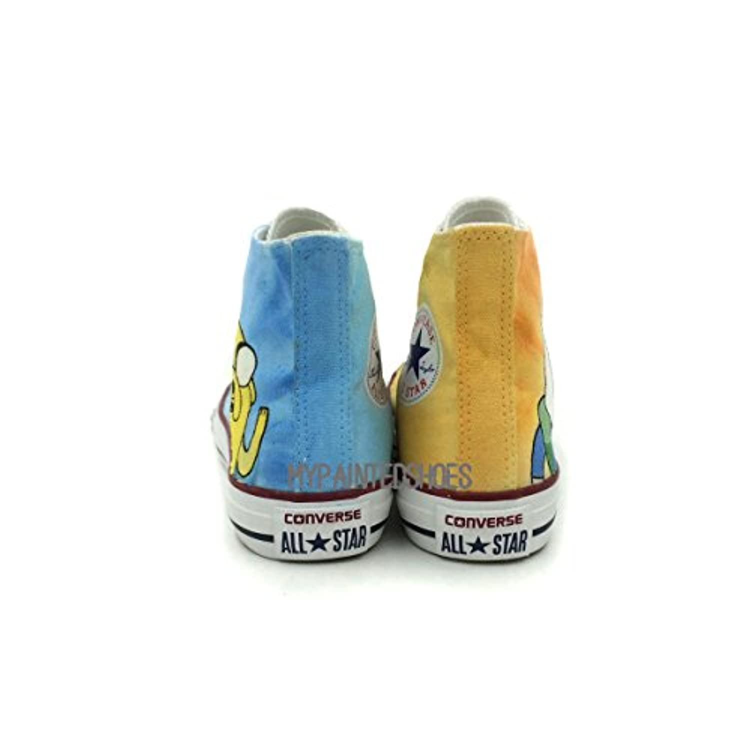 004a542b8320 ... Converse All Star Adventure Time Hand Painted Kids Adult Cartoon Hand  Painted Canvas Shoes ...