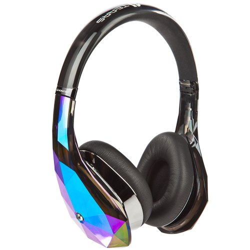 Monster Diamond Tears On-Ear Headphones (Black)