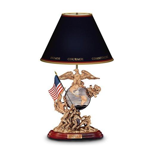 USMC Esprit De Corps Lamp