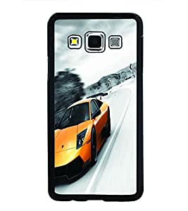 PRINTSWAG RACING CAR Designer Back Cover Case for SAMSUNG GALAXY A3