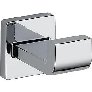 Delta Faucet 77535 Ara Robe Hook, Polished Chrome