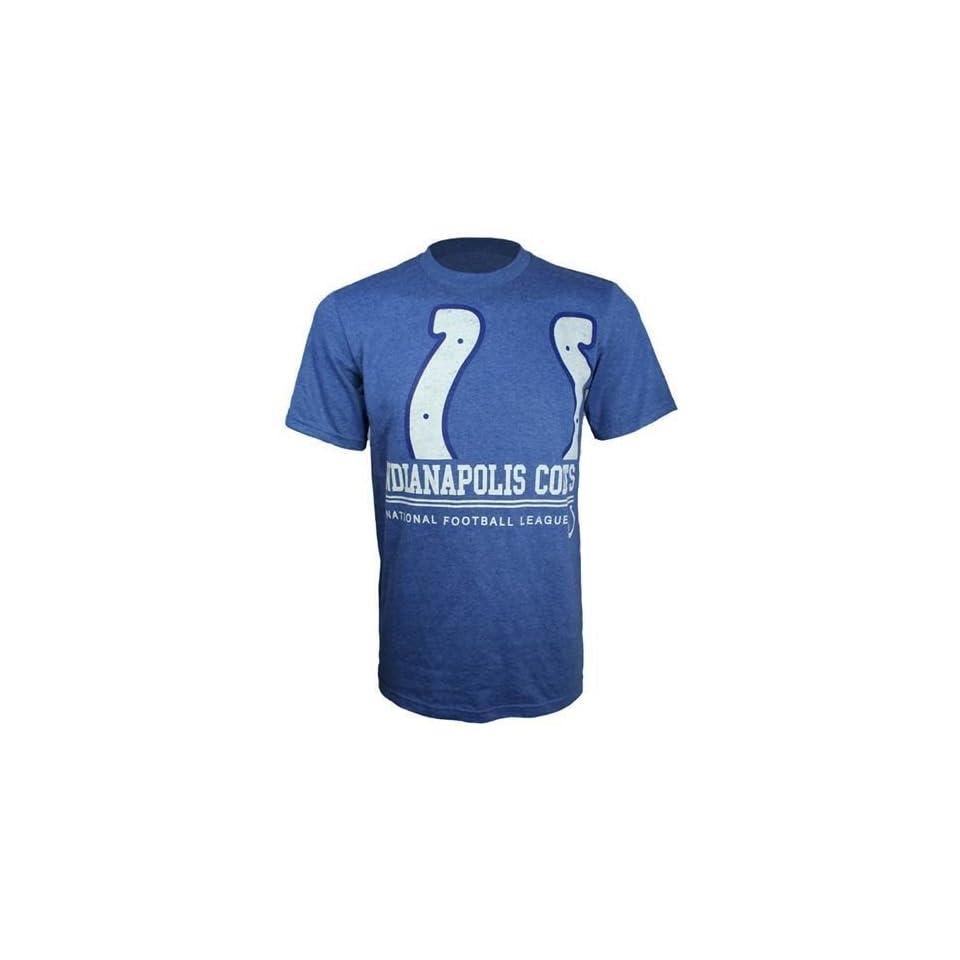 Indianapolis Colts Submariner T Shirt (Blue)  Sports