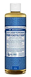 Dr. Bronner\'s, Liquid Soap, Peppermint Hemp, 16 oz