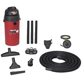 Shop-Vac 9520100 3.0-Peak Horsepower HangUp Wet/Dry Vacuum, 3.5-Gallon