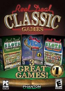 Reel Deal Classic Games - Standard Edition