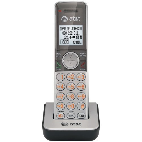 Att Accessory Handset- Dect 6.0 Handset for CL81 & 82 Series