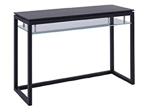 modernes wenge schminktisch mit glasplatte cordoba k che haushalt. Black Bedroom Furniture Sets. Home Design Ideas