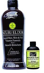 ... Hair Growth Oil 4oz Vitamins to Make Hair Grow Long Intense Grow Long