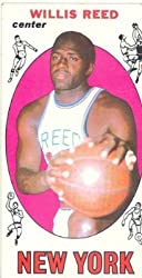 Willis Reed Topps 1969-70 Basketball Card