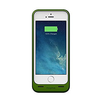 Mophie-Juice-Pack-Helium-for-iPhone-5/5S,-Green