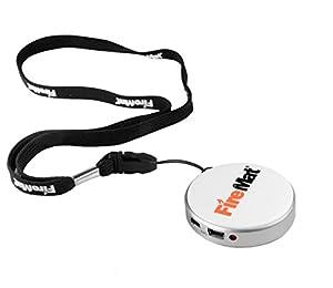 FireMat USB Elektronisches Feuerzeug (weiss)
