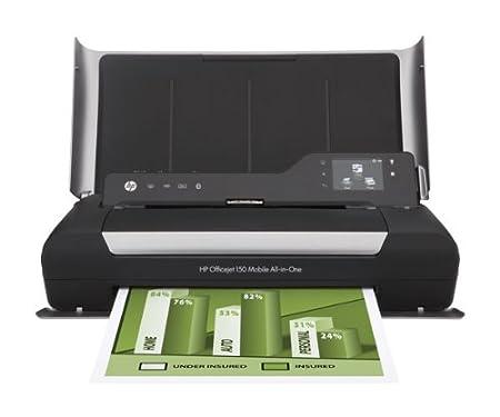HP Officejet 150 Mobile Imprimante Jet d'Encre/impression (jusqu'à ) 20 ppm (mono)/18 ppm (couleur)/copie (jusqu'à) 4 ppm mono/2 ppm couleur