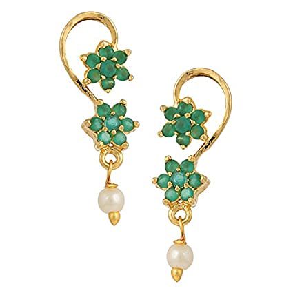 Parinaaz-CZ-Stud-Earring-for-women-ST81