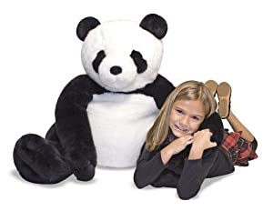 Melissa & Doug Huggable and Lovable Giant Plush Panda from Melissa & Doug