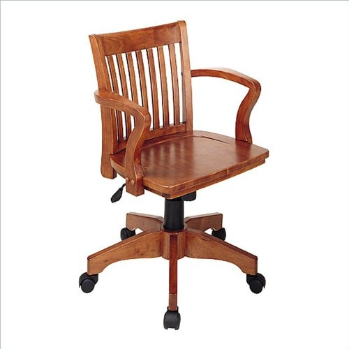 White Wood Chair front-1069938