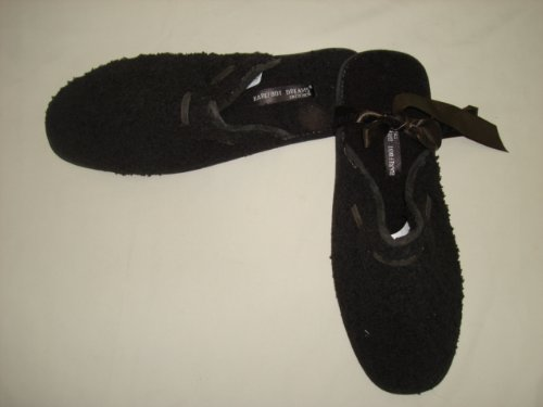 Cheap BAREFOOT DREAMS Cozy Chic Slippers in Espresso (XL) (B002MN4N3I)
