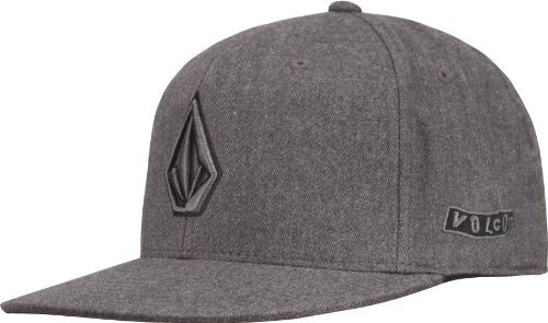3babf97189c Vaughanshopping    Today Deal Volcom 2Stone 210 Fitted Hat Dark Grey ...