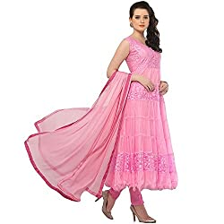 S.B CREATION Pink Braso Attractive Dresses(pinbraso111_freesize)
