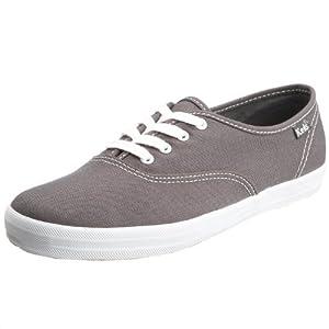 Keds Champion CVOW F34698 Damen Sneaker, Grau (Grey), EU 39