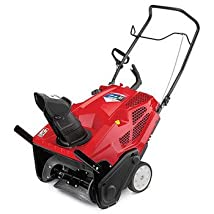 Troy Bilt Squall 2100 Single Stage Snowblower 208cc ES OHV 21 inch (31AS2T5F766)