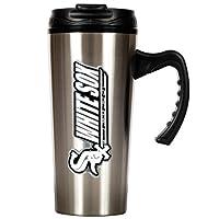 Chicago White Sox Slim Stainless Steel Travel Mug