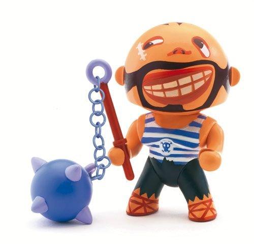 La figurine pirate Benji - Imitation et imagination