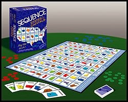 Sequence States & Capitals