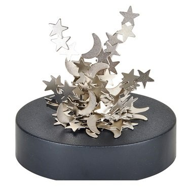 Magnetic Star and Moon Sculpture - 1