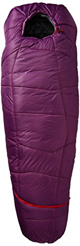 kelty-sacco-a-pelo-per-adulti-schlafsack-mistral-0-rv-regular-verde-forest-night-cerniera-lato-destr