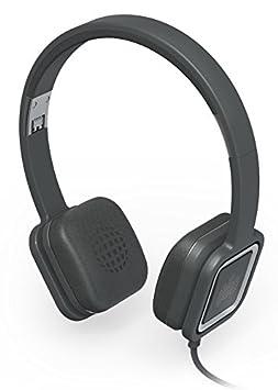 Ministry of Sound Audio On Casque audio avec télécommande sur le fil Noir
