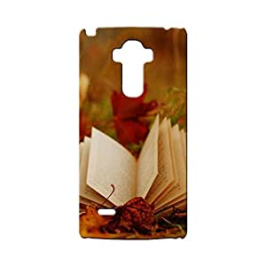 BLUEDIO Designer Printed Back case cover for LG G4 Stylus - G1669
