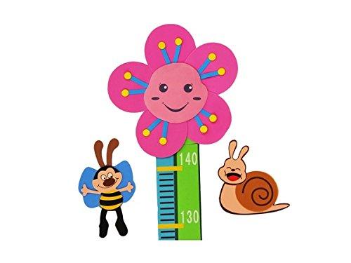 toise-mesure-taille-enfant-fleur-rose-geante-en-mousse-epaisse