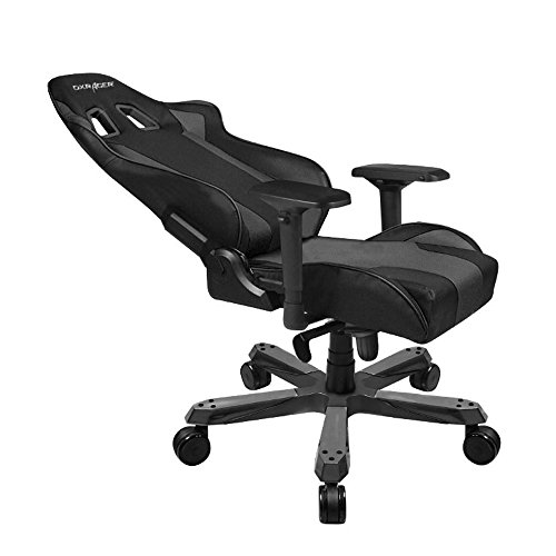DXRacer King Series DOH/KS06/N Big and Tall Chair Racing Bucket Seat on racing chair, race car bucket seat, wide seat office chair, car seat gaming chair, ejection seat office chair, truck seat office chair, officw car seat chair, race car office furniture, sitting in a chair, red computer chair, race car chair, racer chair, red tractor seat desk chair, car seat office chair, race seat stool, sport seat office chair, bike seat office chair, car seat recline chair, bucket seat office chair,