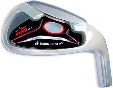 Turbo Power Fire 09 Iron Set (#4-SW)