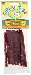 Candy Tree Gluten Free Twists - Cherry - 2.6 Ounces