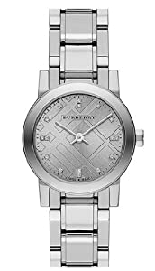 Burberry Ladies 'New Classic' Small Diamond Dial Bracelet Watch BU9230