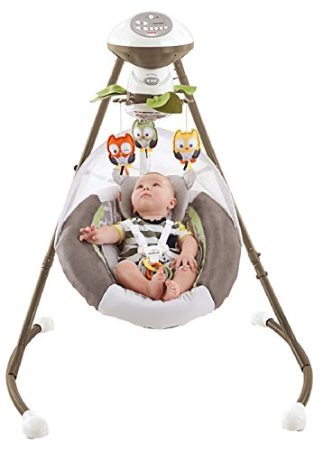 Fisher-Price My Little Snugabear Cradle 'N Swing (Cradle Mobile compare prices)