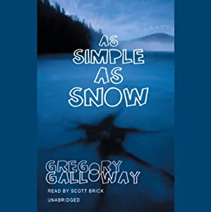 As Simple as Snow Audiobook
