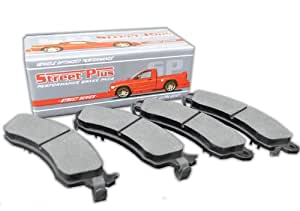 MD1039 Front HP Metallic Brake Pads 07-08 Isuzu I-290