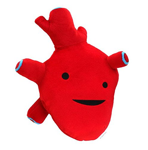 Humongous Heart Plush Figure - I Got The Beat! - 41G rUTlV3L - Humongous Heart Plush Figure – I Got The Beat!