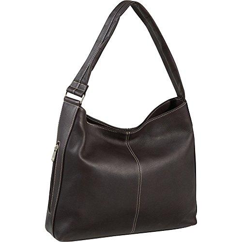 le-donne-leather-shoulder-tote-with-side-zip-pocket-cafe