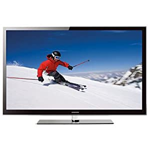Samsung PN51D550 51-Inch 1080p 600 Hz 3D Plasma HDTV (Black) [2011 MODEL]