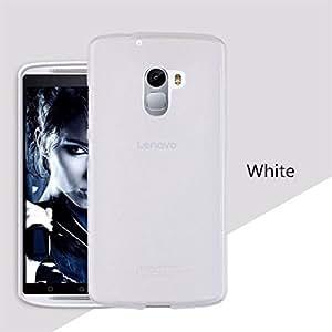 Grafins Soft Matte Back Cover for Lenovo Vibe K4 Note (White)
