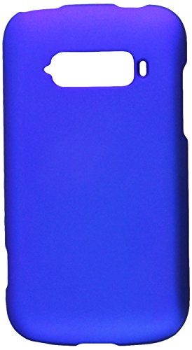 MyBat ZTE N9101 (Imperial) Titanium Solid Phone Protector Cover - Retail Packaging - Dark Blue (Zte Imperial N9101 compare prices)