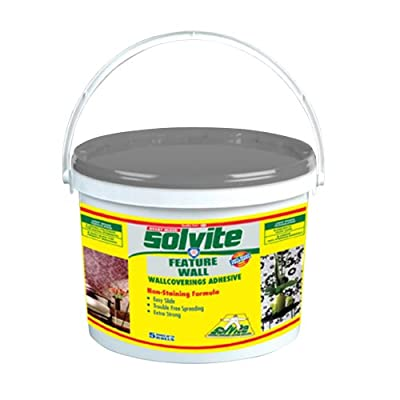 Solvite Feature Wall Ready Mixed Wallcoverings Adhesive (Hangs up to 5 Rolls) from Henkel