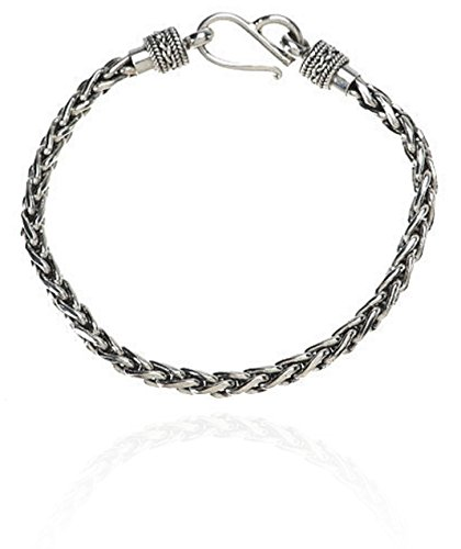 1974-sterling-silver-artisan-classic-wheat-chain-bracelet-75