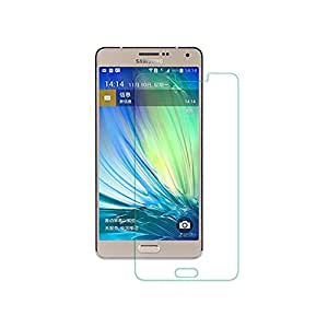 Go Crazzy Anti Burst Tempered Glass Screen Guard Protector For Samsung Galaxy A7