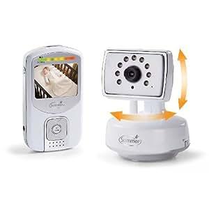 summer infant best view digital color video monitor baby. Black Bedroom Furniture Sets. Home Design Ideas
