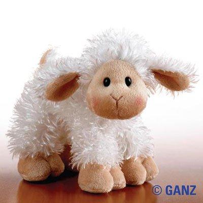 Webkinz Lil'Kinz Mini Plush Stuffed Animal Lamb