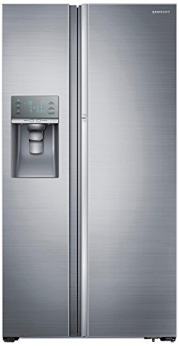 Samsung RH77H90507H Food Showcase Double-door Refrigerator (838 Ltrs, Solid Metal)